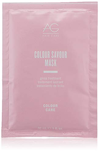 AG Hair Colour Savour Mask Gloss Treatment, 1 Fl Oz