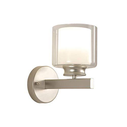 WY-YAN LampBandside Pared Farola Moderna habitación Minimalista Postal Callejón Escalera Luz