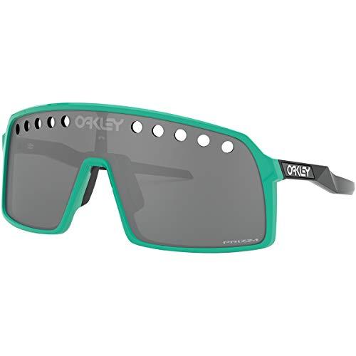 Oakley Men's Sutro Origins Collection Sunglasses,One Size,Celeste/Prizm Black