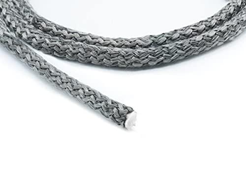 Guarnizione treccia porta Stufe a pellet con anima – diam. 16 mm