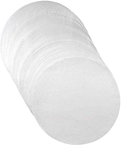 Non-Stick Round Parchment Paper- Max 88% OFF 6 Pack 100 - inch Eco-Friendly Spring new work