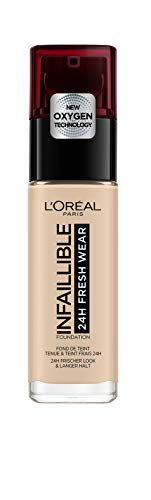 Fondotinta L'Oréal Infaillible 24h Fresh Wear - In offerta oggi