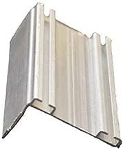 Garage Door Weather Seal Retainer - L Shape, Size: 1