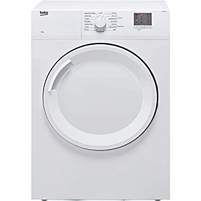 Beko DTGV8000W 8kg Vented Tumble Dryer - White