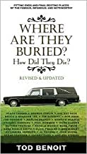 Where Are They Buried Rev Upd edition
