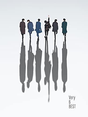 Very6 BEST(CD4枚組+DVD2枚組)(初回盤B)