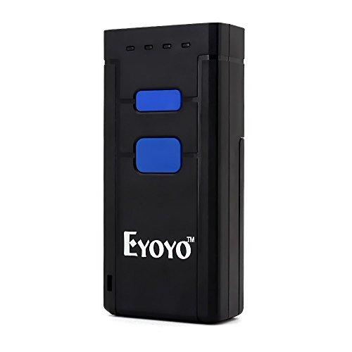 EYOYO 2D QR Lector de código de barras Portable Bluetooth