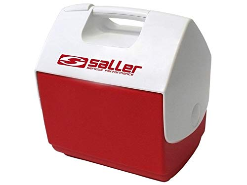 Saller Kältebox 8 Kühlbox Cold Box Eisbox Hochwertige Kühltasche ca 7 Liter Fußball