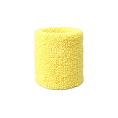 Abok Duurzame En Fitness Sport Polsband 8cm Katoen Kleur Sweatabsorberende Handdoek Care Polsband