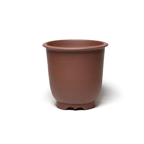 flower pot Arcilla púrpura Maceta Manual Respiración Maceta, Barro sudoroso Respiración. Cuenca...