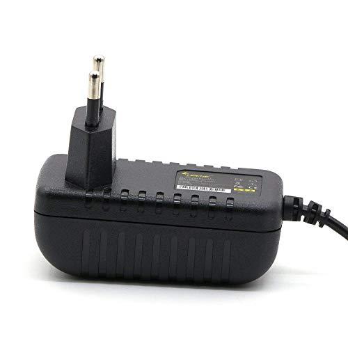 LEICKE Fuente de alimentación 5V 1A | Cargador de 5 W para concentrador USB, cámara de vigilancia, navegación GPS, preparación Digital, conmutador, WLAN/LAN/electrónica.