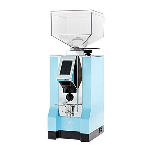 EUREKA CD-Mignon Specialita Blue Bleu pâle Elektronische Kaffeemühle, Edelstahl, 1 Liter, Blau