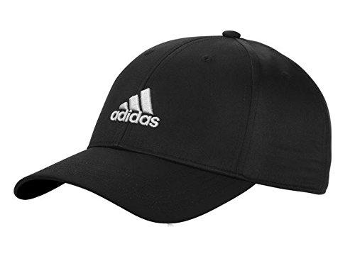 Adidas cappellino Junior, colore nero