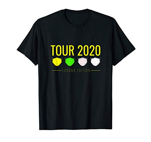 France Bicycle French Road Racing Summer yellow souvenir T-Shirt
