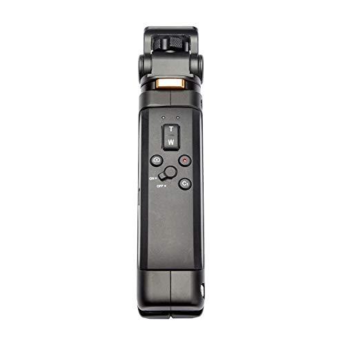 INKEE IRONBEE Drahtloser Ferngriff, magnetisch abnehmbare Neigungen 90 ° schwenkbar 360 ° drahtlose Steuerung Unbegrenzte Aufnahme Kompatibel mit Sony Canon Kameras ZV1 A6100 EOS M50
