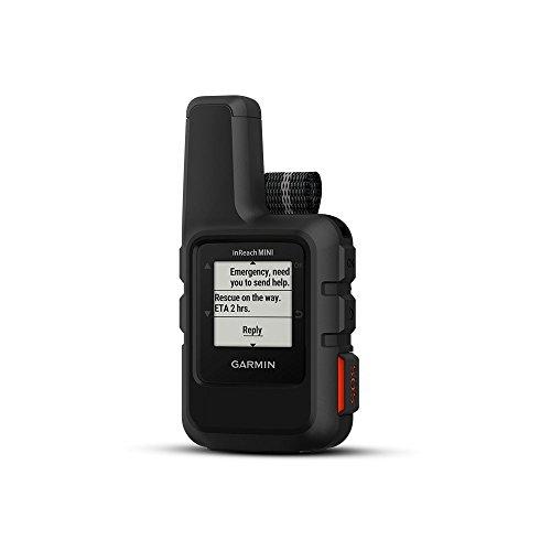 Product Image 4: Garmin 010-01879-01 InReach Mini, Lightweight and Compact Satellite Communicator, Black
