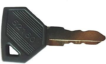 Ignition Key 194155-52160 for Yanmar EX450, EX2900, EX3200, SC2400, SC2450
