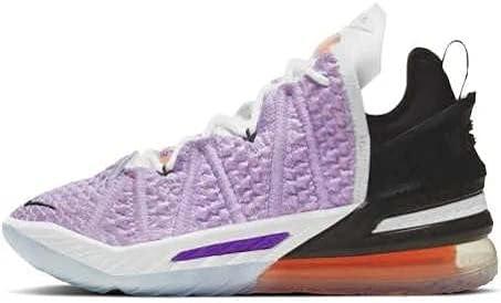 Nike Big Kids Lebron 18 Basketball Shoes CW2760-900