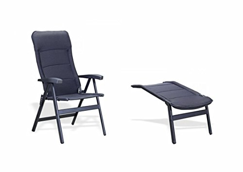 Exklusivstuhl Relax - Set mit Beinauflage - Westfield Stuhl Avantgarde Noblesse - OUTDOORLIEGE-. FREIZEITLIEGE - SONNENLIEGE - VERTRIEB - Holly® Produkte STABIELO - INNOVATIONEN Made in Germany -
