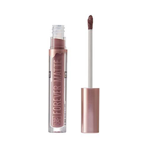 Ruby Kisses Forever Matte Liquid Lipstick - RFML06 Aged Rose