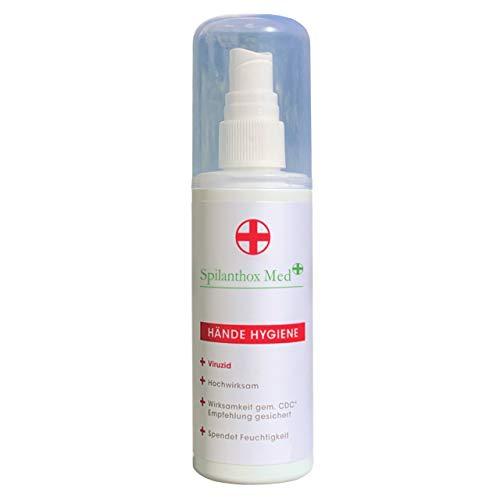 Spilanthox Med - Handhygiene Viruzid - Desinfektionsspray - 100 ml