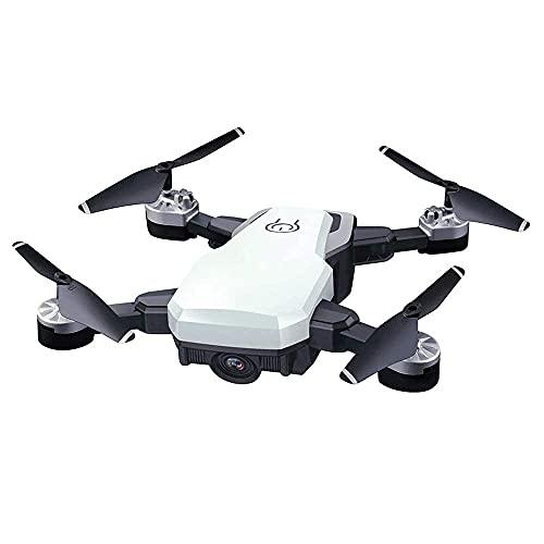 Drone pieghevole a lunga durata della batteria, quadricottero per fotografia aerea in tempo reale ad alta definizione, modello di elicottero aereo telecomandato a 2,4 GHz, richiamo dell'ascensore con