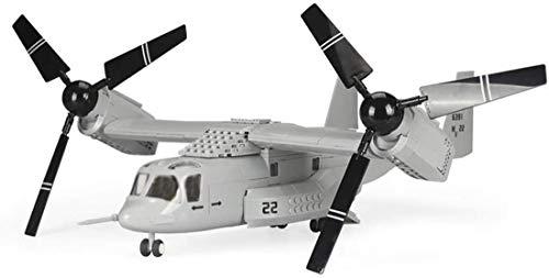 Brigamo Bloques de construcción para avión V-22 Osprey