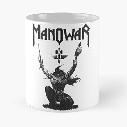 Stuff Manowar Chlotes Gift Men Trending Merchandise Women the best 11oz coffee mugs Made from ceramic