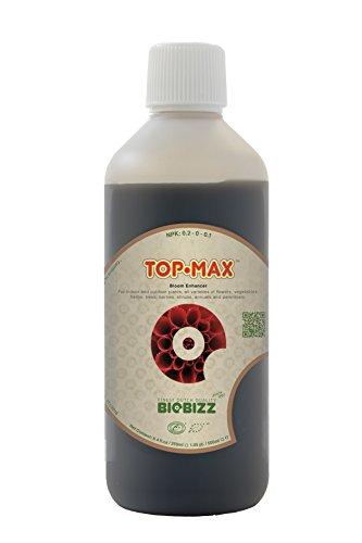 Fertilizante Top Max de 250ml–BioBizz