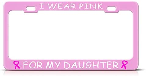 from ShopForAllYou Frame I WEAR Pink Breast It is very popular Canc Daughter My for Deluxe