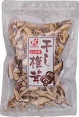 恒食 国内産スライス干し椎茸 30g 10個