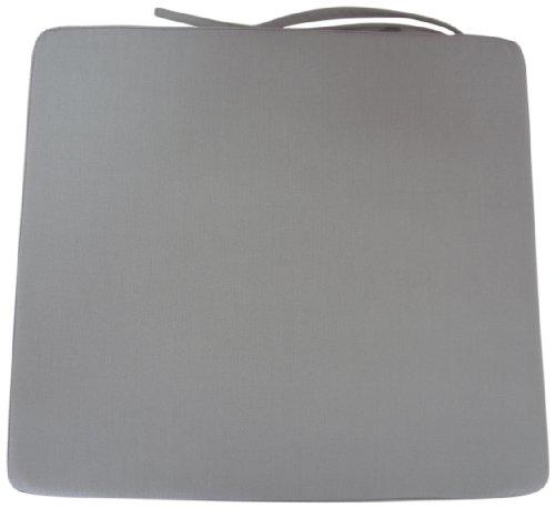 Highwood Sun-C15-SG Adirondack Sunbrella Kissen, silber grau