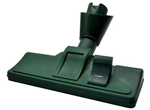 Kombidüse Bodendüse Fliesendüse Düse verstellbar geeignet für Vorwerk Kobold 130 131 135 136 140, Tiger 252 260 265 270 300 mit Rollen
