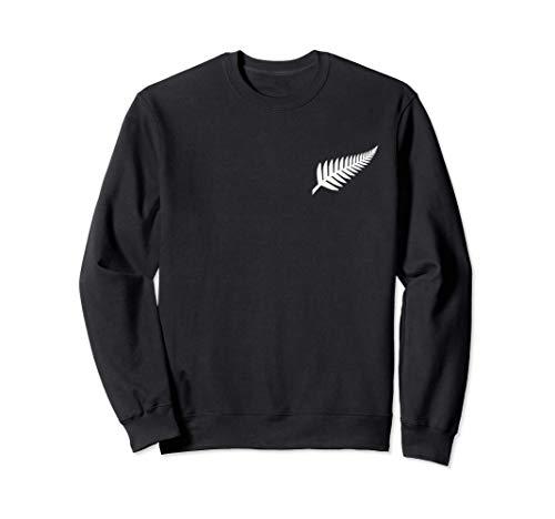 ニュージーランドシダアイコンNZブラックプラウドキウイギフト トレーナー