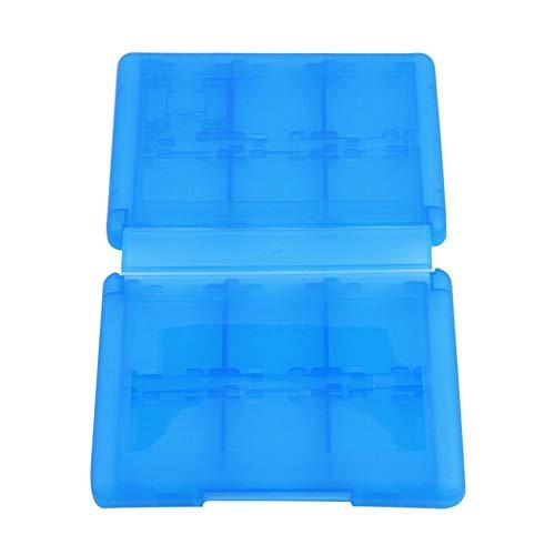 abbybubble Estuche de plástico Duro Duradero Corlorful 28 en 1 Estuche para Tarjetas de Juego para Nintend para 3DS XL Caja de Cartuchos de Cubierta de Soporte