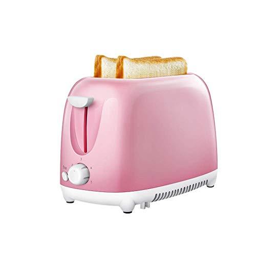 WSAND Máquina de pan Tostadora,Ajuste de la velocidad,la descongelación La descongelación fácil de limpiar for los panecillos especiales Panes Otros hechos al horno,portátil for la cocina casera