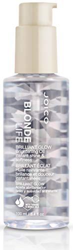 JOICO Blonde Life Brilliant Glow Aufhellungsöl, 100 ml