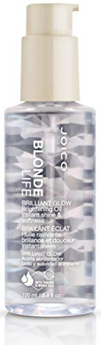Price comparison product image Joico Blonde Life Brilliant Glow Brightening Oil,  3.4-Ounce