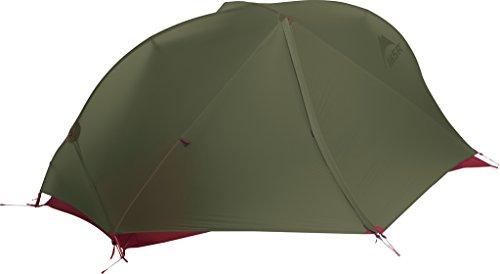 MSR Freelite - leichtes Zelt für Rucksacktouren (1 Person, green)