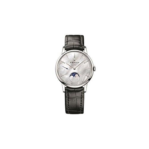Zenith Elite 03.2320.692/80.C714 - Reloj ultradelgado para Mujer