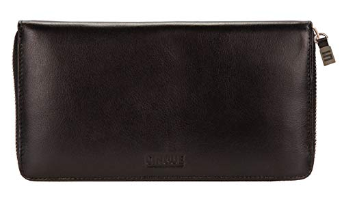 CINQUE Mina Zip Around Wallet L Black
