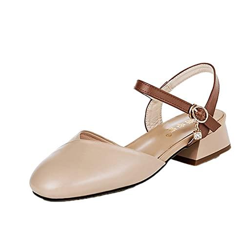 Sandalias de Mujer, cómodos Zapatos de Vestir para Fiesta de Boda, Correa...