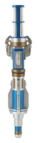 Doctor Who - Linterna sónica led tamaño completo, plástico, multicolor