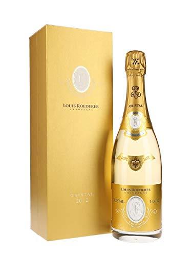 Champagne Roederer Cristal Brut 2012 in Premium-Geschenkpackung
