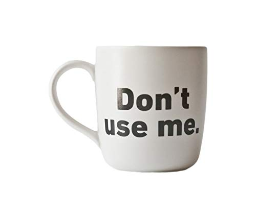 Propaganda Kaffeebecher Mr. P Don´t use me. P-1110444