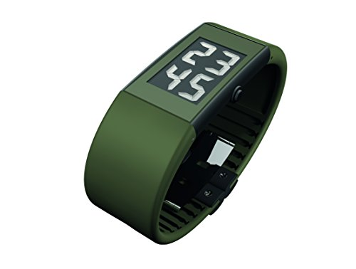 Rosendahl Herren Digital Quarz Smart Watch Armbanduhr mit PU Armband 43109