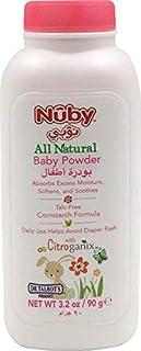 Nuby Citroganix All Natural Baby Powder 90GM