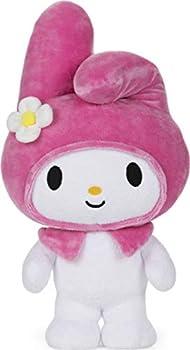 GUND Sanrio Hello Kitty My Melody Plush Stuffed Animal 9.5