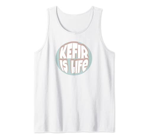 El kéfir es la vida Camiseta sin Mangas