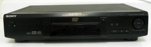 Read About Sony DVP-S330 DVD Player